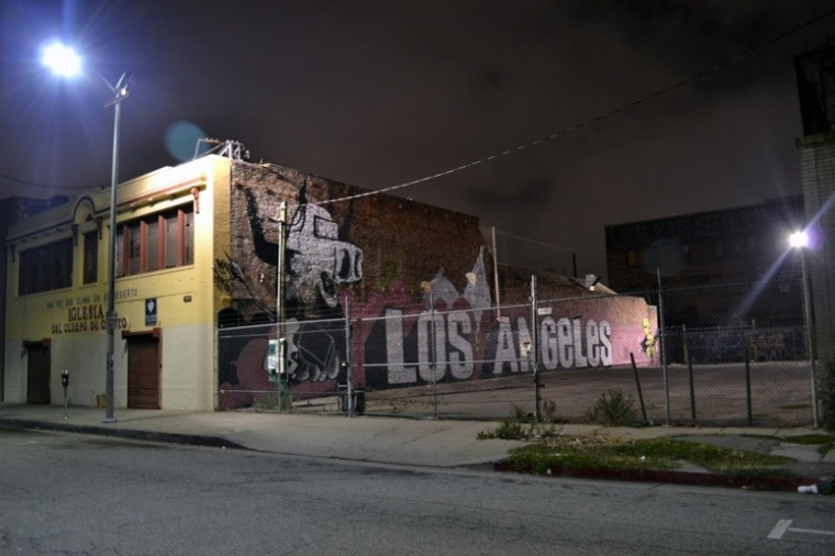 Chelo, Crae, Cache & Pin. [K4P] | Downtown Los Angeles