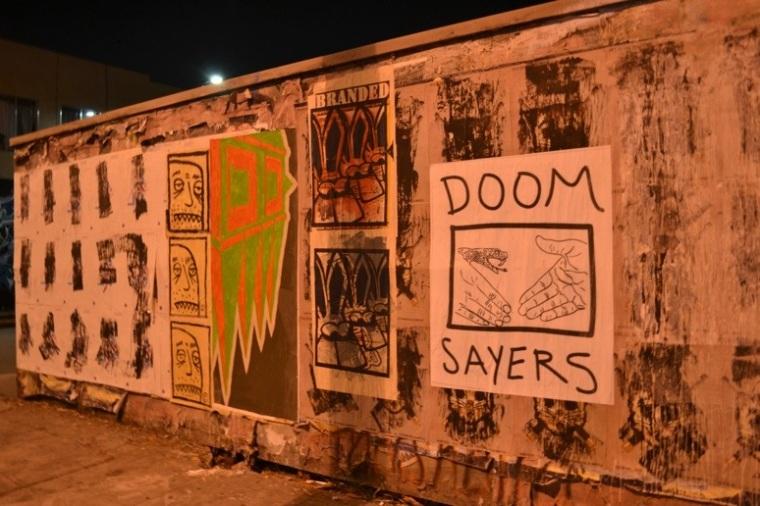 Smear x Kiosk x Branded RTH x Doom Sayers