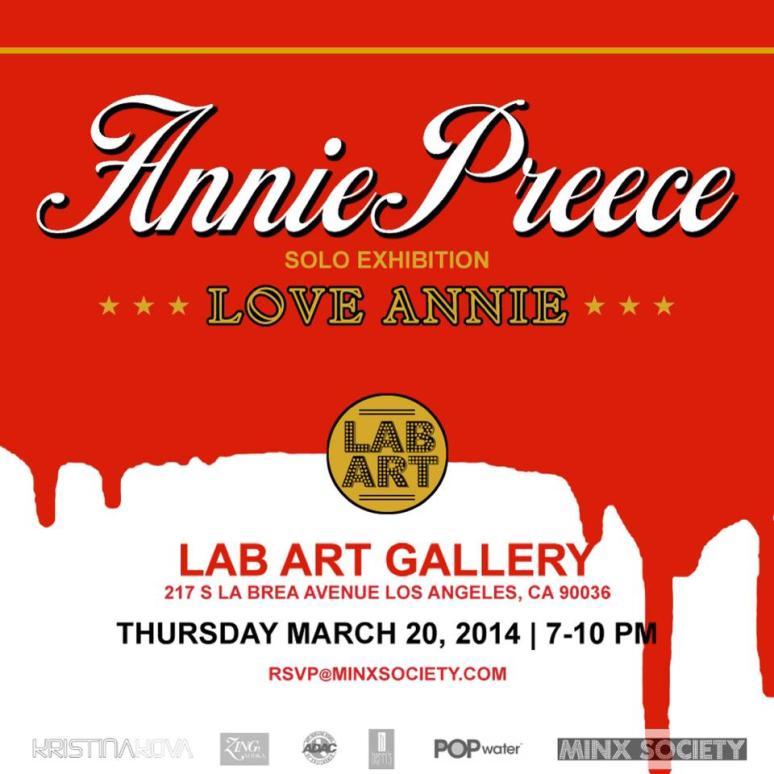 Annie Preece: Love Annie