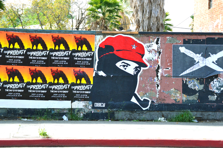 obey – Colors In Los Angeles