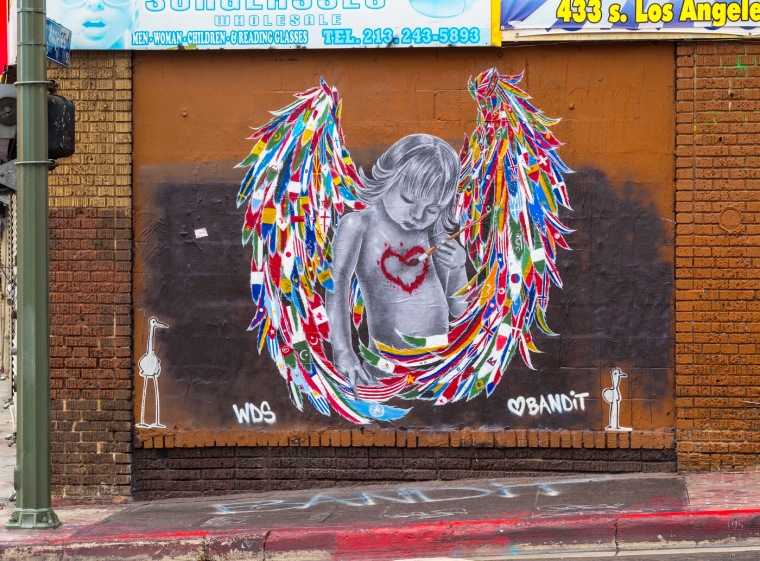 Bandit Street Art